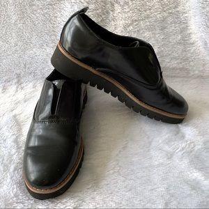 Zara Oxford Style Slip On Shoe
